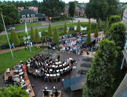 Concert met Italiaans briesje  Vijverconcert Harmonie Sint Jan