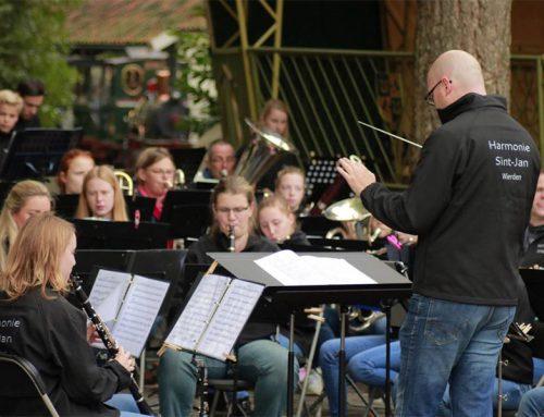 """B-orkest Harmonie Sint-Jan gaat """"de hort op"""""""