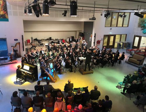 Try-out concerten A-orkest