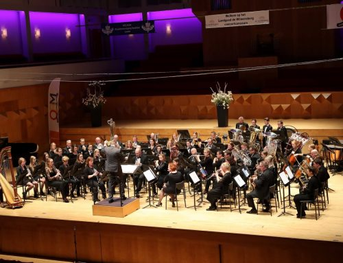 Harmonie Sint-Jan haalt eerste prijs met lof op concertconcours