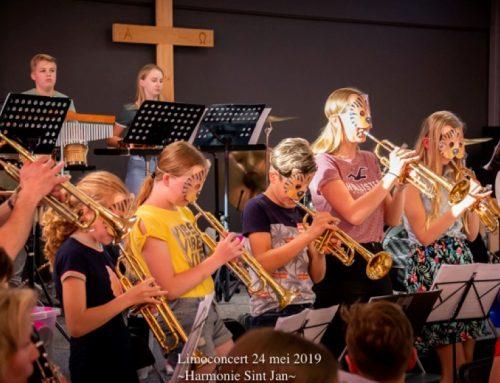 Harmonie Sint-Jan gaat naar het IJsselJeugdFestival Zwolle
